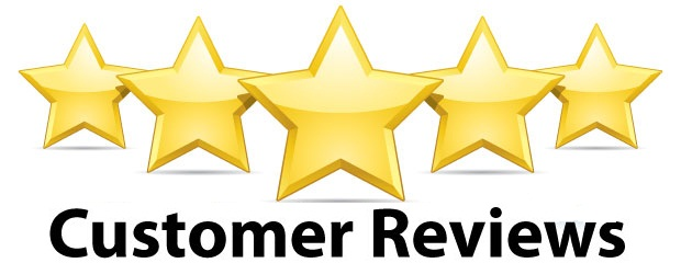 5 STAR CUSTOMER FEEDBACK!